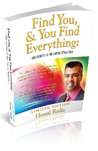 Find You, And You Find Everything: The Secrets to the Law of Attraction with Hemal Radia